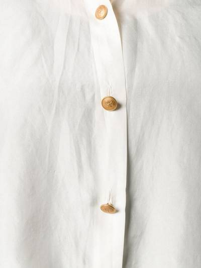 Dolce&Gabbana Pre-Owned рубашка свободного кроя 1990-х годов DEG220A - 5