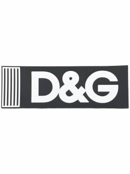Dolce&Gabbana нашивка с логотипом BI1298AJ047