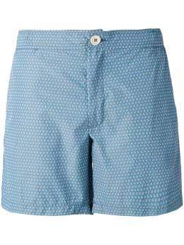Fashion Clinic Timeless шорты для плавания с мелким принтом 46020521