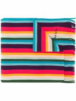 Paul Smith шарф в полоску 'Artist' M1A650EAS10