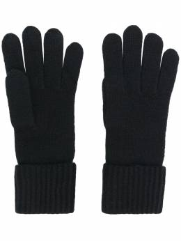 N.peal ribbed gloves NPA001B