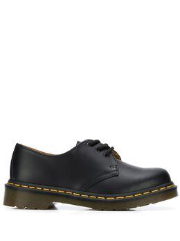 Dr. Martens туфли на шнуровке и низком каблуке DMS1461BSMZ10085
