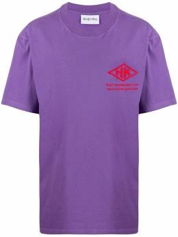 Han Kjobenhavn футболка с вышивкой M120058