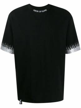 Vision Of Super футболка с принтом VOSB1FLREFLEX