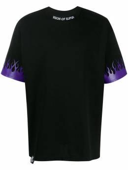Vision Of Super футболка с принтом VOSB1FLPURPLE