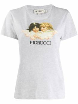 Fiorucci футболка Vintage Angels WWTSVANCJGR