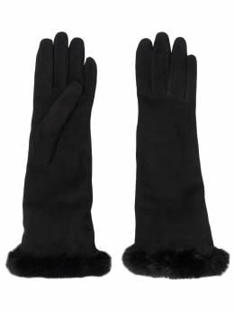 Gala Gloves перчатки с манжетами из искусственного меха D255SPFCA