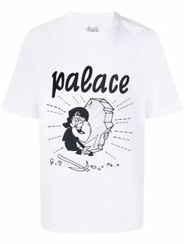 Palace футболка с принтом P16TS021