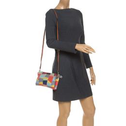 Tory Burch Multicolor Leather Crossbody Bag