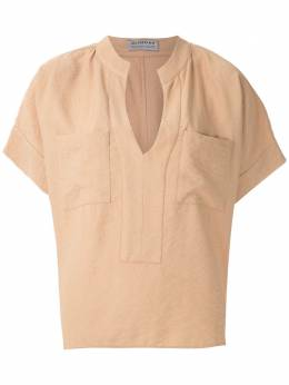 Olympiah блузка Maggiolina с карманами 900020