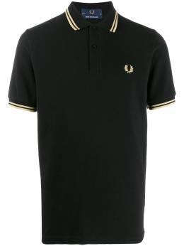 Fred Perry рубашка-поло из пике с логотипом M12PIQUET157
