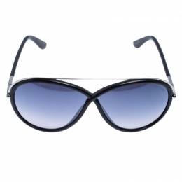 Tom Ford Black/Grey Gradient TF454 Tamara Butterfly Sunglasses 243384