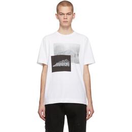 1017 Alyx 9Sm White Ex Nihilo Point T-Shirt AAUTS0078FA05WTH0001