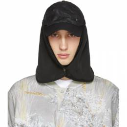 1017 Alyx 9Sm Black Nike Edition Shield Cap AKUHA0014OT01BLK0001