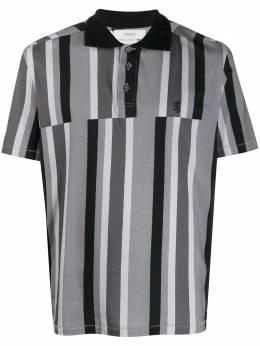 Pringle Of Scotland рубашка-поло в полоску MTG083