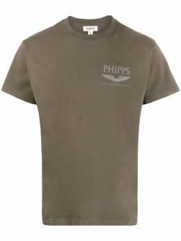 Phipps футболка с круглым вырезом и логотипом PHFW19N06B