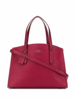 Coach сумка-тоут Charlie с логотипом 38616000