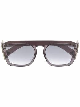 Fendi Eyewear очки в футуристичном стиле FF0381S202687