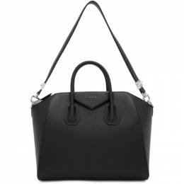 Givenchy Black Medium Antigona Bag BB05118012