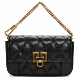 Givenchy Black Mini Pocket Bag BB604DB08Z