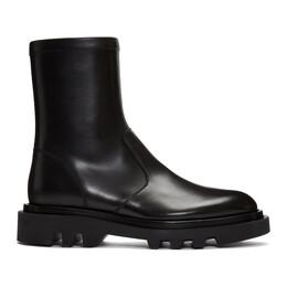 Givenchy Black Combat Boots BH7008H0KE