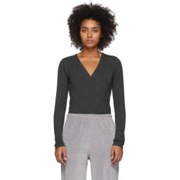 Skin Grey Liv Bodysuit VS47AB