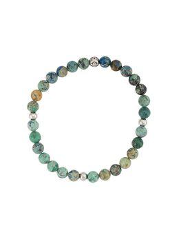Nialaya Jewelry браслет из круглых бусин MCHCO239