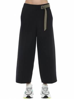 Technical Viscose Blend Pants Falke 70IVMM004-MzAwMA2