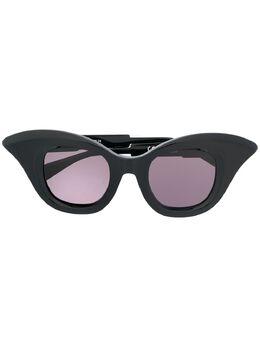 Kuboraum массивные солнцезащитные очки KRSB20BS0000002Y