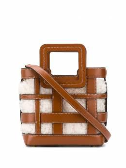 Staud сумка-ведро с вырезами 079176TNNT