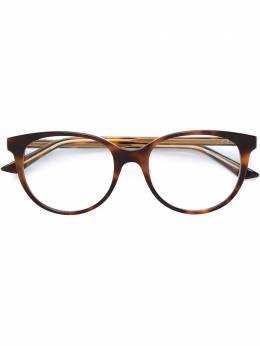 Dior Eyewear очки в круглой оправе CDMONTAIGNE16NA318