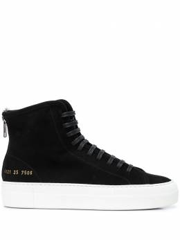 Common Projects высокие кеды Tournament на платформе 4121