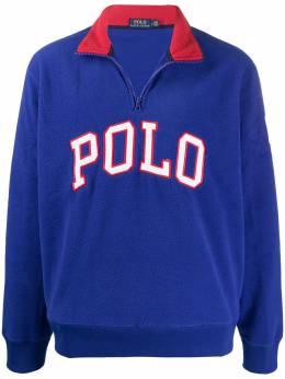 Polo Ralph Lauren флисовая толстовка Polo 710719882007