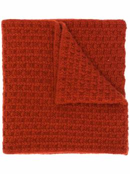 Holland&Holland knitted scarf LU6393L00002
