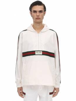 Пиджак Из Хлопкового Канваса Gucci 71IH0K015-OTA2MQ2