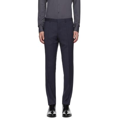 Boss by Hugo Boss Navy Ben2 Trousers 50422463 - 1