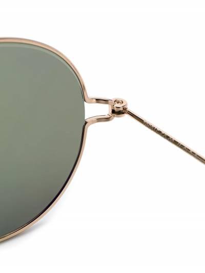 Thom Browne Eyewear солнцезащитные очки в круглой оправе TBS915 - 3