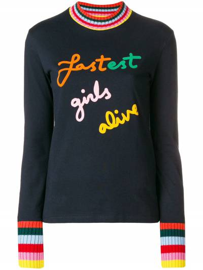 Свитер 'Fastest Girls Alive' TEE003B - 1