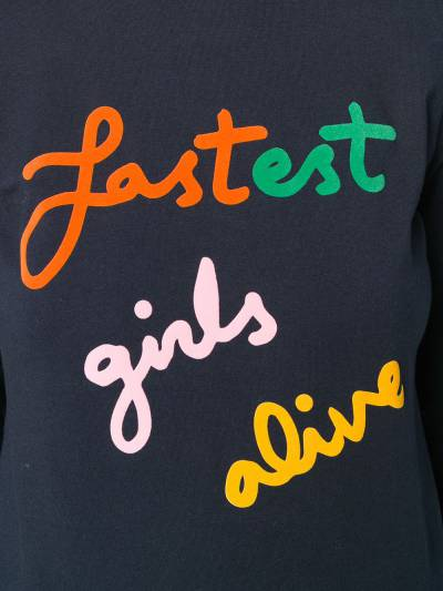 Свитер 'Fastest Girls Alive' TEE003B - 5