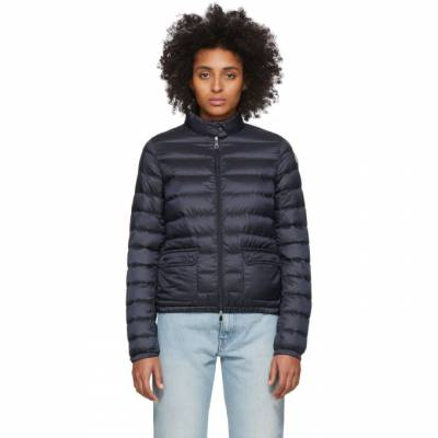 Moncler Navy Down Lans Jacket F10931A1010053048 - 1