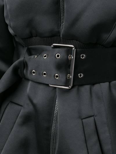 Versus куртка-бомбер с поясом BD70209BT21027 - 5