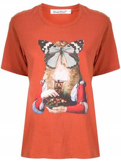 Undercover футболка с принтом UCX2801 - 1