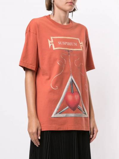Undercover футболка с графичным принтом UCX18911 - 3