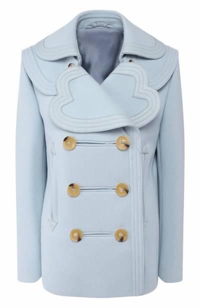 Шерстяное пальто Lanvin RW-JA715K-4149-H19 - 1