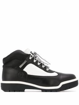 Timberland ботинки хайкеры в стиле колор-блок TB0A297V0151BLACK