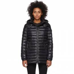 Moncler Black Down Menthe Jacket F10931C10000C0070