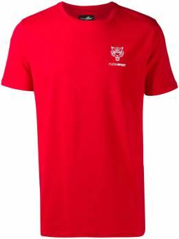Plein Sport футболка с принтом Tiger F19CMTK3802SJY001N
