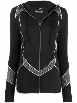 Plein Sport куртка со вставками в мелкую точку PPWJB1120STE003N
