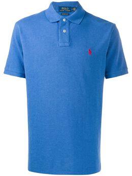 Polo Ralph Lauren рубашка-поло с вышитым логотипом 710680784