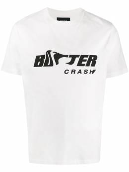 Botter футболка с логотипом BW193002B8000